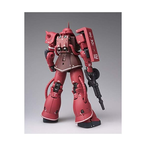GUNDAM FIX FIGURATION METAL COMPOSITE 機動戦士ガンダム MS-06S シャア専用ザクII 約180mm ABS&|toriya-shop|02