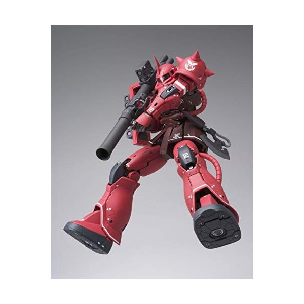 GUNDAM FIX FIGURATION METAL COMPOSITE 機動戦士ガンダム MS-06S シャア専用ザクII 約180mm ABS&|toriya-shop|04