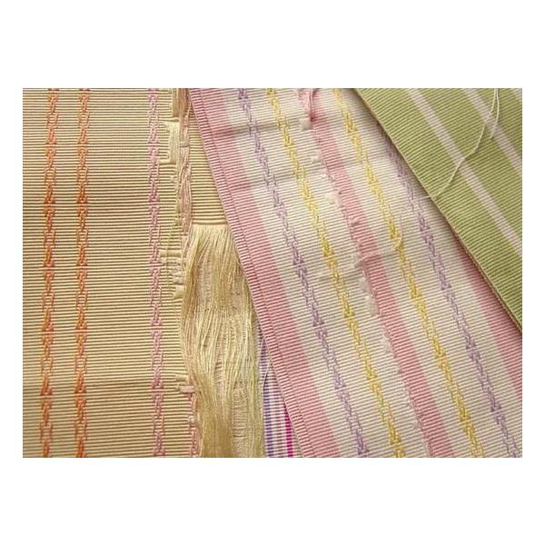 正絹伊達締め おまかせ 着物 長襦袢 和装 絹 和装小物|tosen|02