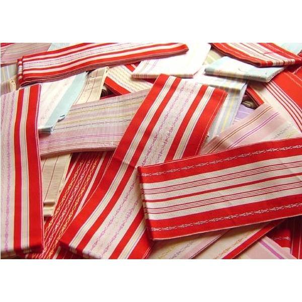 正絹伊達締め おまかせ 着物 長襦袢 和装 絹 和装小物|tosen|03