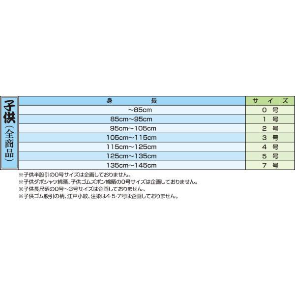 江戸一 祭り 鯉口シャツ白まとい 子供用 2号 メンズ 着物 メンズ浴衣 メンズ 着物 メンズ浴衣|tosen|02