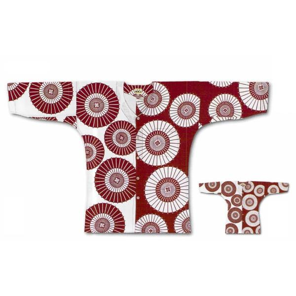 江戸一 祭り 鯉口シャツ 特選手拭 蛇の目ちらし 女性用 小 メンズ 着物 メンズ浴衣 メンズ 着物 メンズ浴衣|tosen