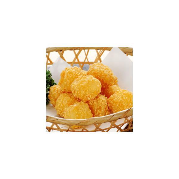 冷凍食品 チーズフライ冷凍 業務用 ジャガ丸チーズカリカリ500g 約85個入