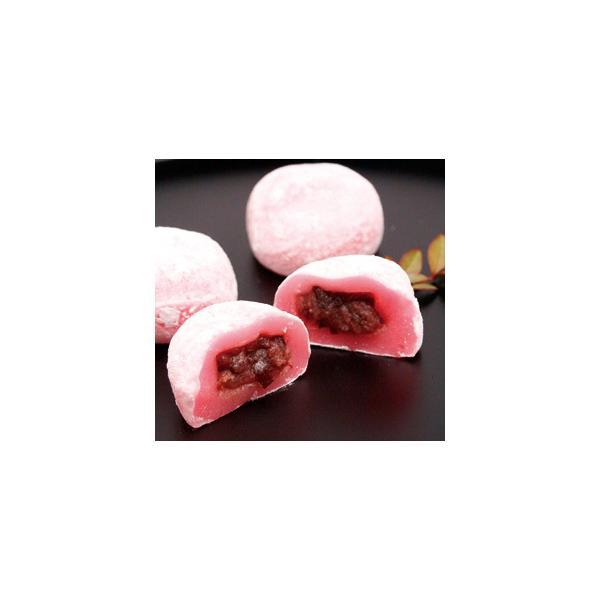 冷凍食品 いちご風味大福 約25g×20個入