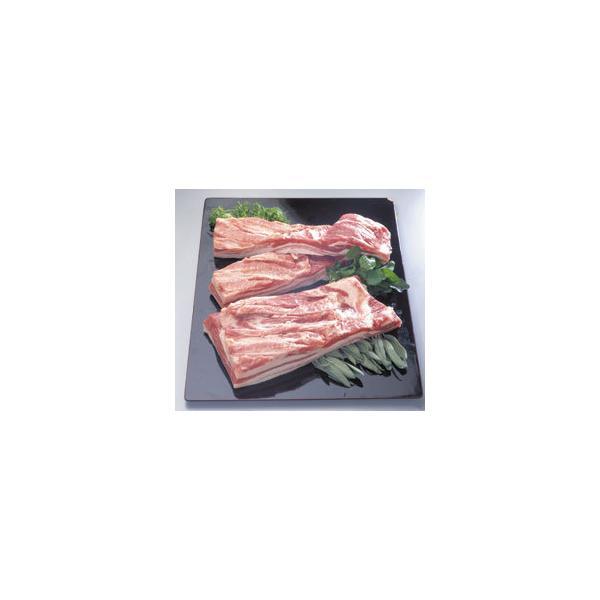 冷凍肉 豚バラブロックハーフ 2kg