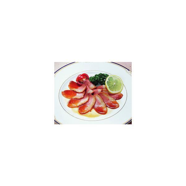 冷凍食品 合鴨ロース焼スライス500g(60枚〜70枚入)