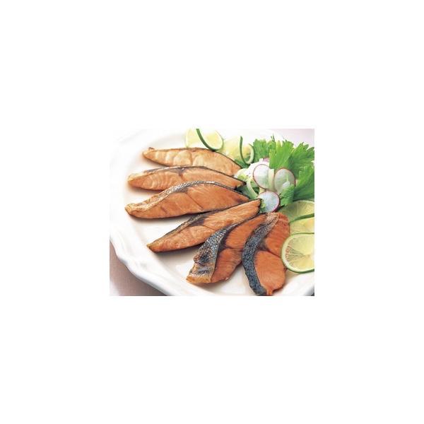 冷凍食品 焼鮭30g×10枚 骨無し国産秋鮭