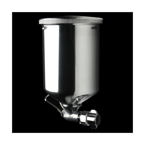 明治4GB-U 0.45l ワンタッチガンスタンド式塗料カップ