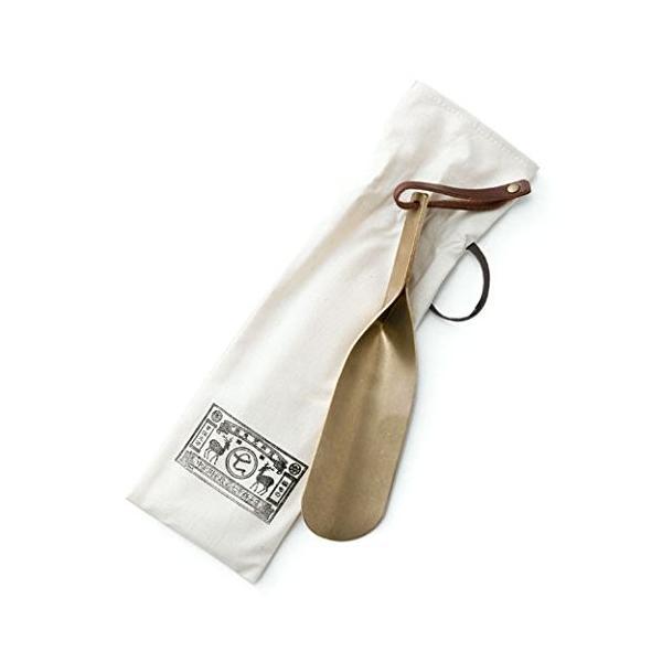 中川政七商店 真鍮の靴べら HD2209