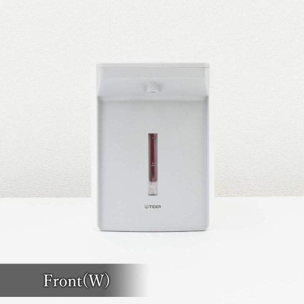 タイガー 魔法瓶 電気 ポット 2.2L バーミリオン 蒸気レス 節電 VE 保温 とく子さん PIJ-A220-DS Tiger totasu888 03