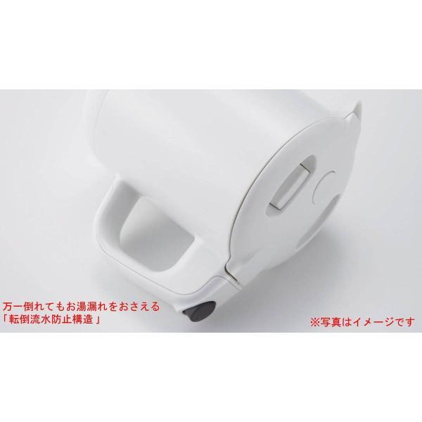 タイガー 電気ケトル 「わく子」 800ml ピンク PCF-A080-PF totasu888 06