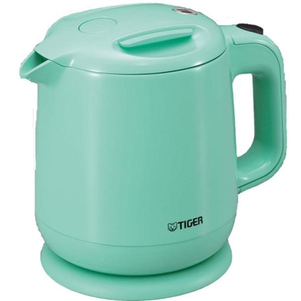 飲みたいときにサッと沸く TIGER 電気ケトル 0.8L(フッ素加工内容器)アクアブルー PCE-A080-AA totasu888 03