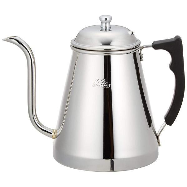 カリタ(Kalita) コーヒーポット ステンレス製 IH対応 1.0L #52077|totasu888|03