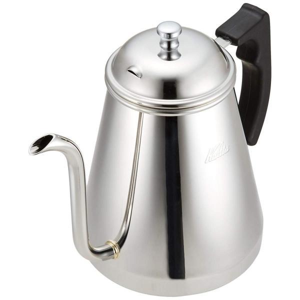 カリタ(Kalita) コーヒーポット ステンレス製 IH対応 1.0L #52077|totasu888|05