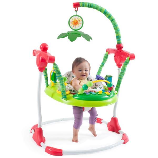 ジャンパルー 赤ちゃん 遊具 歩行器 はらぺこあおむし アクティビティ ジャンパー 【ラッピング対応】