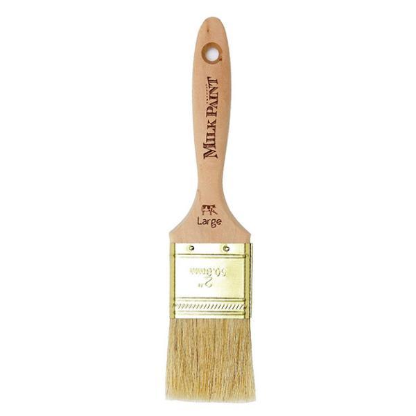 ペンキ 水性 塗料 室内 ターナー色彩 ターナー ミルクペイントブラシ 豚毛 ラージ