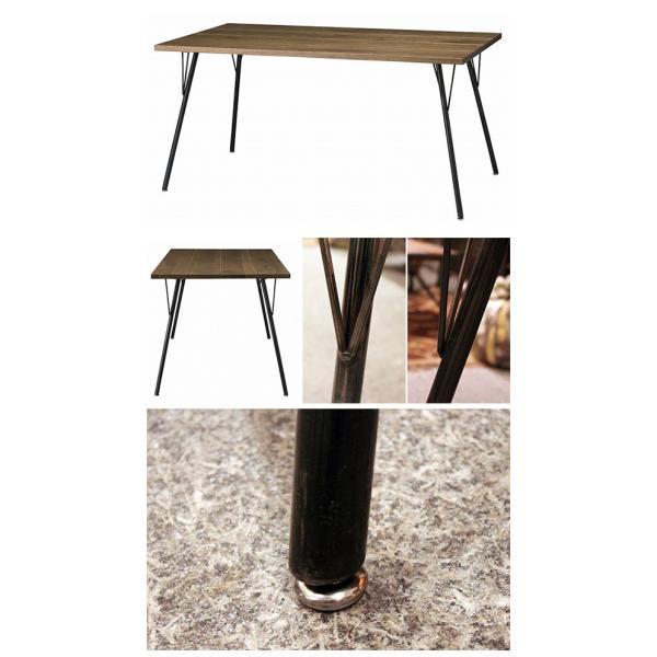 ダイニングテーブル 無垢 おしゃれ 150cm ジャーナルスタンダードファニチャー SENS サンク ダイニングテーブル M 幅150cm tougenkyou 03