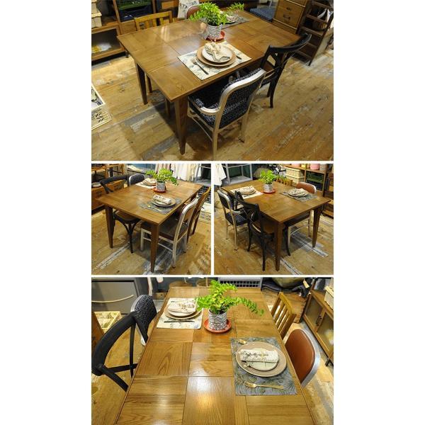 ジャーナルスタンダード 家具 ダイニングテーブル 木製 ジャーナルスタンダードファニチャー バワリー BOWERY Parquet|tougenkyou|02