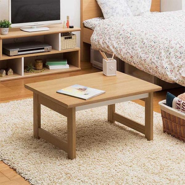 シンプル テーブル ロータイプ おしゃれ ローテーブル tougenkyou