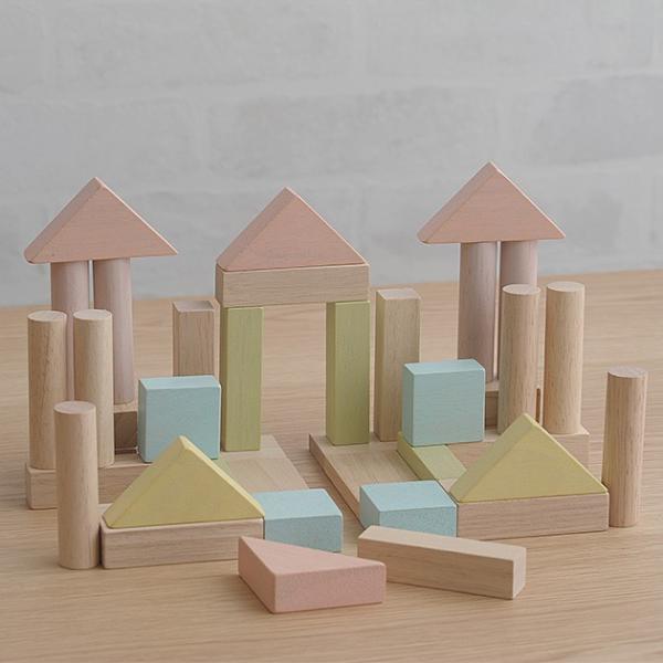 PlanToys 40 Unit Blocks Plan Toys 5507
