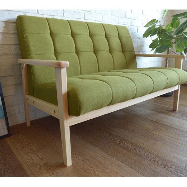 ソファー 2人掛け 布張り ファブリック Bateau 2P sofa 【ノベルティ対象外】|tougenkyou|05