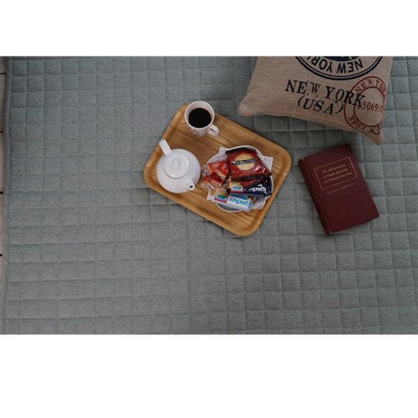 キルトラグ ラグ ラグマット 洗える maison de reve メゾンドレーヴ キルトラグ スウェット 190×240cm 【ノベルティ対象外】|tougenkyou|04