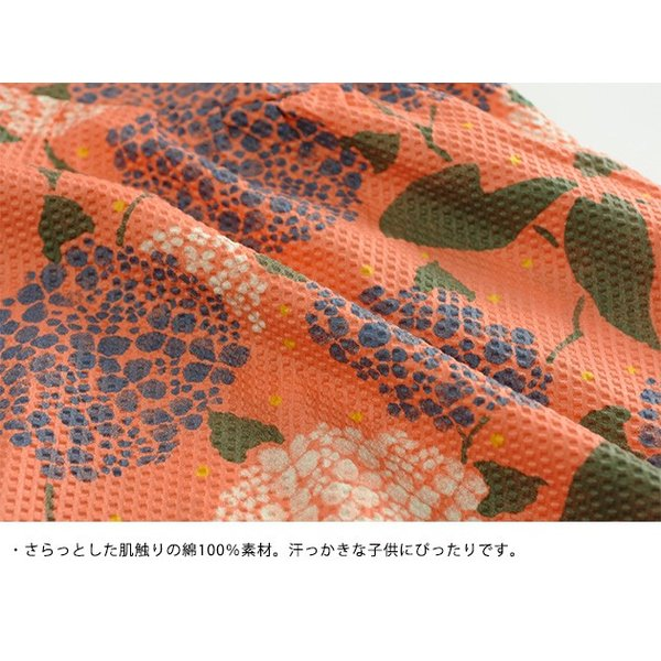 浴衣 浴衣ワンピース 浴衣ドレス 女の子 OCEAN&GROUND オーシャンアンドグラウンド 浴衣ワンピース|tougenkyou|05