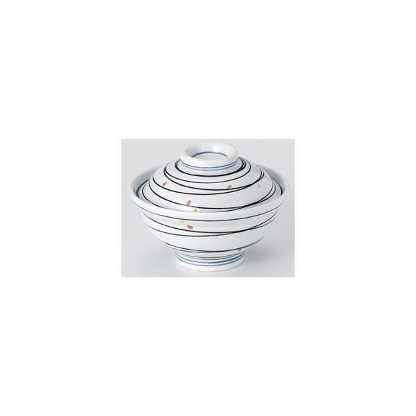 食器 おしゃれ 水晶漁火蓋丼(直径15.5cm) 美濃焼 陶器 磁器 うなぎ 鰻 ウナギ 丼ぶり 蒲焼き 土用丑 本格的 業務用  trysツ