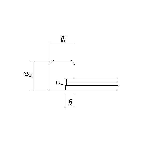 額縁 楕円形額縁 アートフレーム 木製 5266 正円100mmサイズ|touo|02
