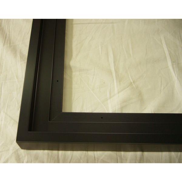 油絵額縁 油彩額縁 アートフレーム 木製 9976 サイズF4号|touo|02