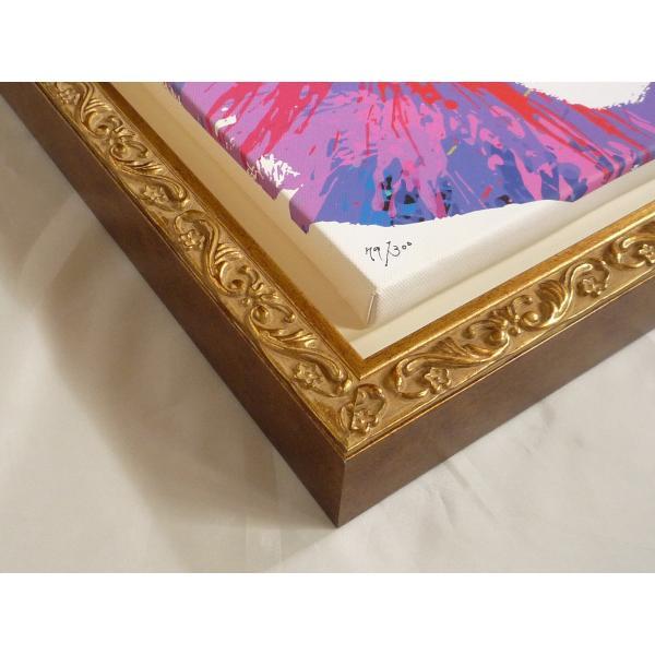 絵画 インテリア キャンバスアート 壁掛け 額縁付き DH はり作 「Thomas Alva Edison」|touo|03