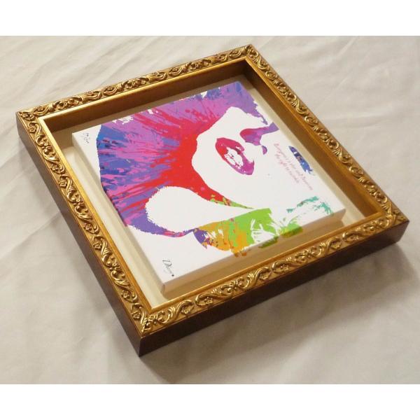 絵画 インテリア キャンバスアート 壁掛け 額縁付き DH はり作 「Thomas Alva Edison」|touo|05