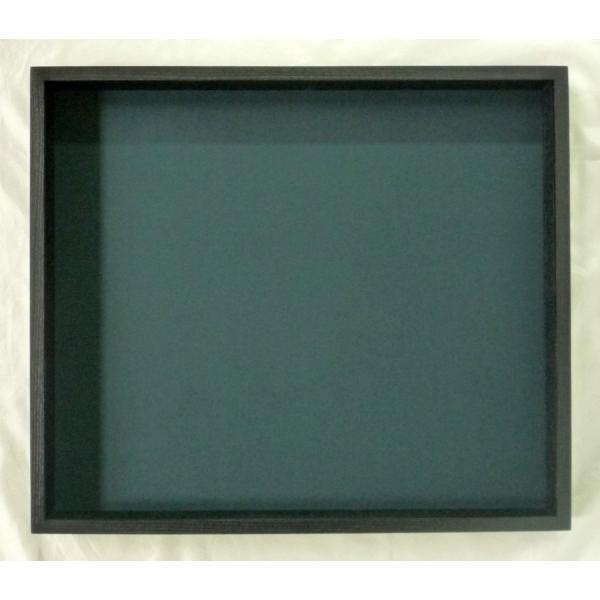 額縁 油絵額縁 油彩額縁 木製フレーム 細角箱15 サイズF6号|touo|02