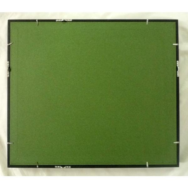 額縁 油絵額縁 油彩額縁 木製フレーム 細角箱15 サイズF6号|touo|04