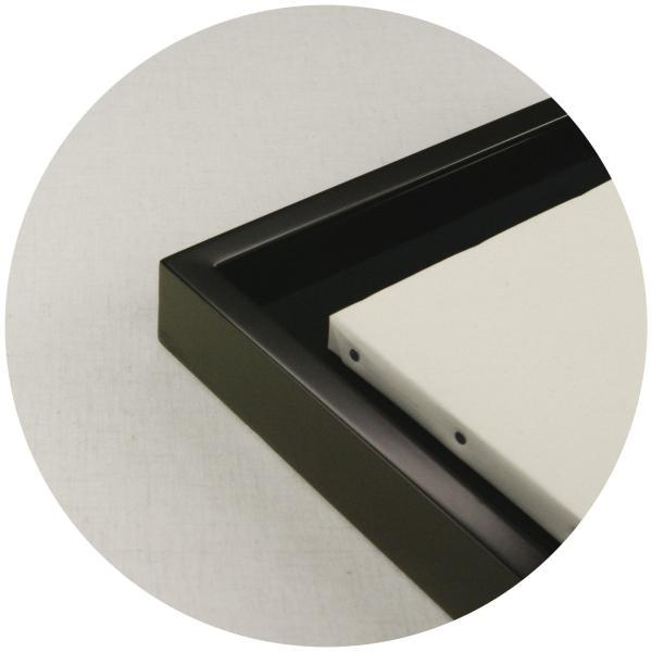 額縁 油絵額縁 油彩額縁 木製フレーム K-BOX サイズSM|touo|02