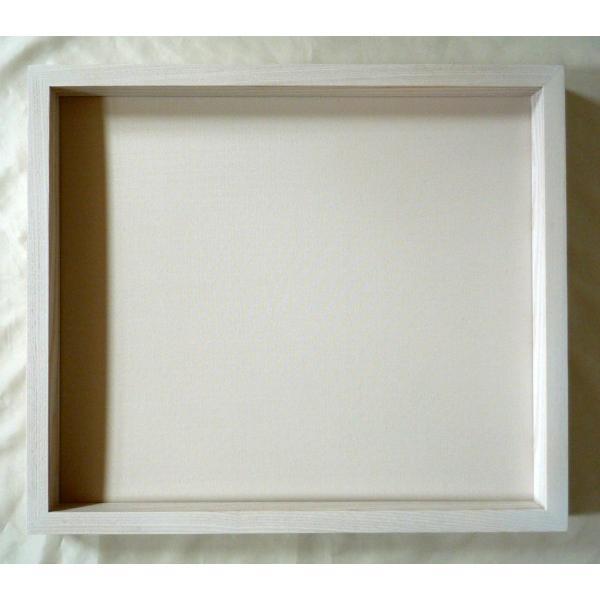 額縁 油彩額 油絵額縁 木製フレーム 角箱 サイズSM|touo|02