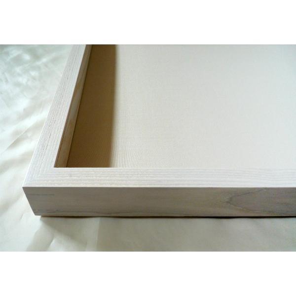 額縁 油彩額 油絵額縁 木製フレーム 角箱 サイズSM|touo|03