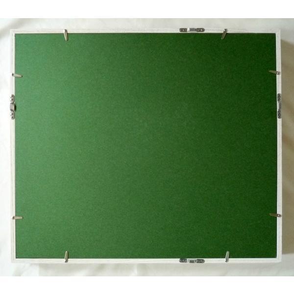額縁 油彩額 油絵額縁 木製フレーム 角箱 サイズSM|touo|04