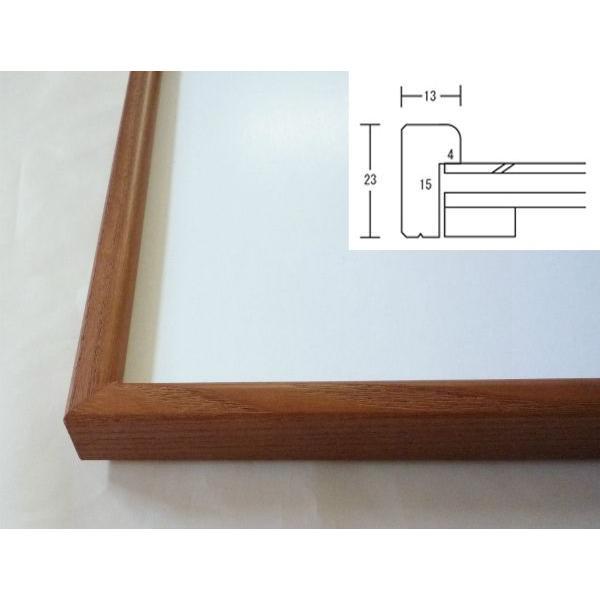 額縁 デッサン額縁 木製フレーム L型 大衣サイズ touo 03