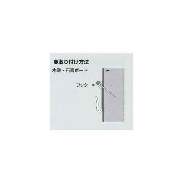 額縁 美術金具 3本針フック 金色 安全荷重5KG touo 03
