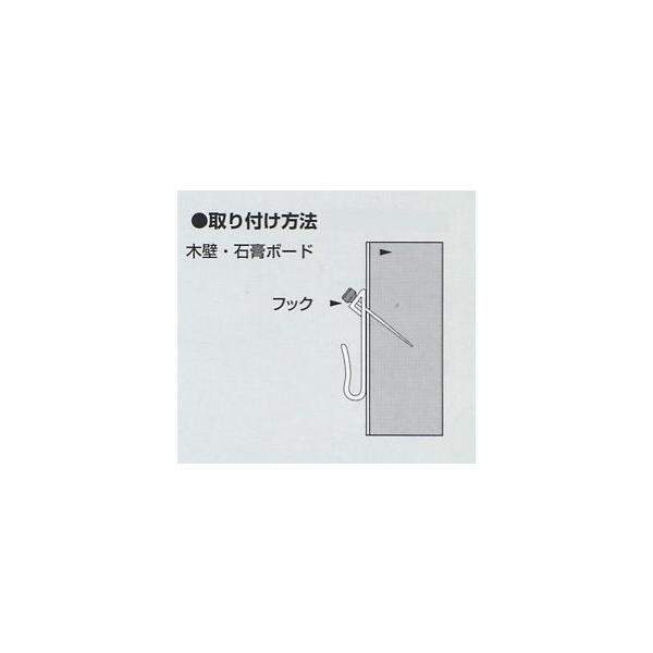 額縁 美術金具 3本針フック 金色 安全荷重5KG|touo|03