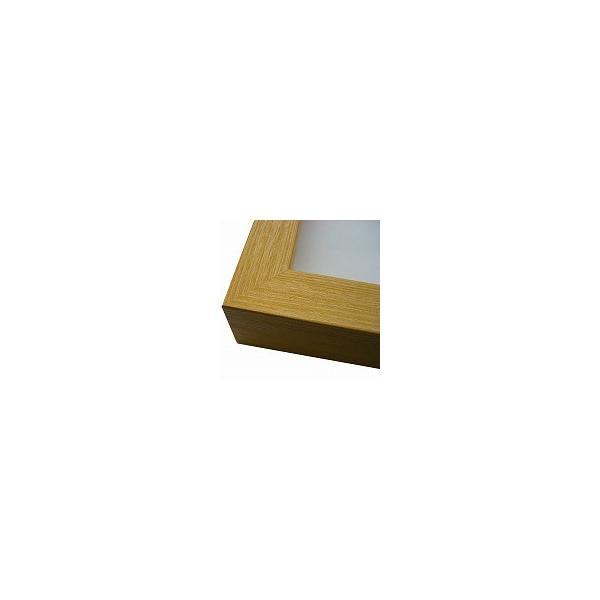 油絵額縁 油彩額縁 アートフレーム 木製 仮額縁 平角No.2 サイズF20号|touo|03