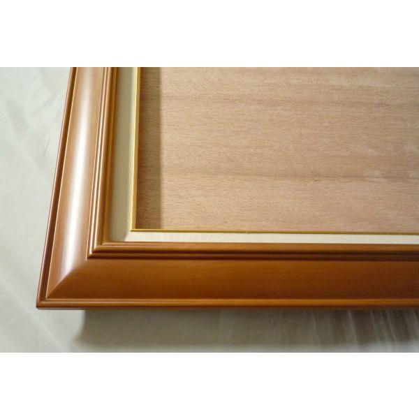 油絵額縁 油彩額縁 アートフレーム 木製 A826 サイズF10号|touo|02