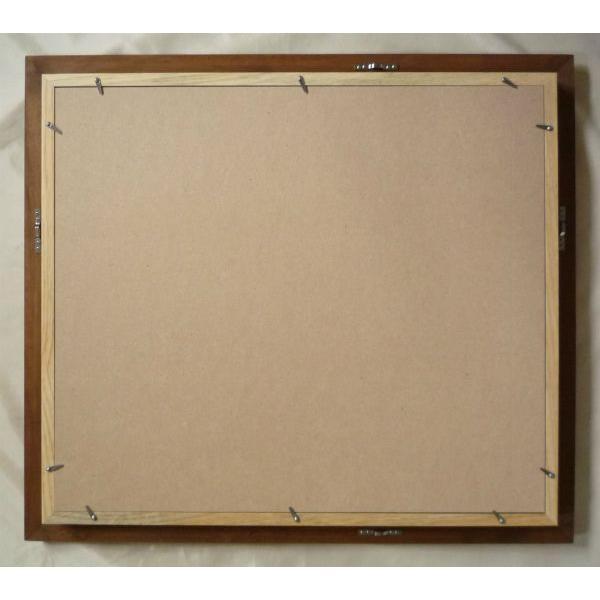 油絵額縁 油彩額縁 アートフレーム 木製 A826 サイズF10号|touo|03