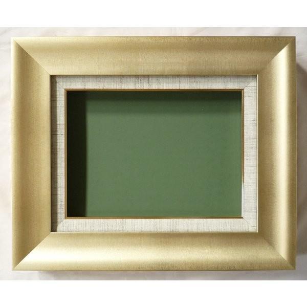 油絵額縁 油彩額縁 アートフレーム MJ112 サイズF8号|touo