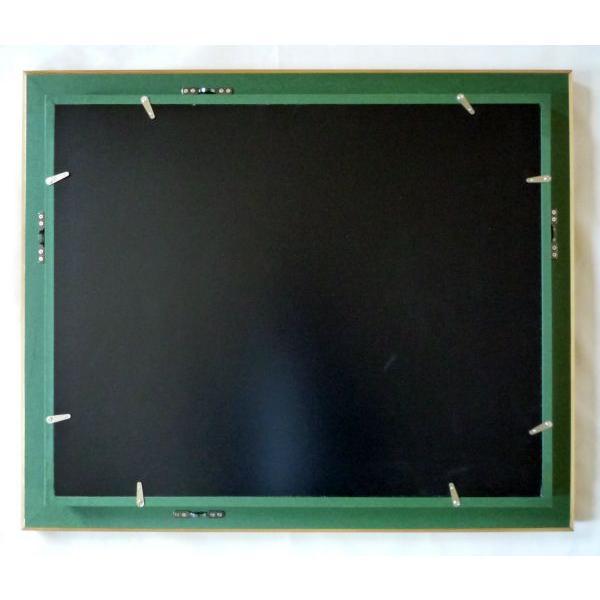 額縁 オーダーメイド額縁 オーダーフレーム 油絵額縁 油彩額縁と泥足とケース(仮縁仕上げ) NH 9370 (ガイマス60) サイズM30号 組寸サイズ1700 touo 03