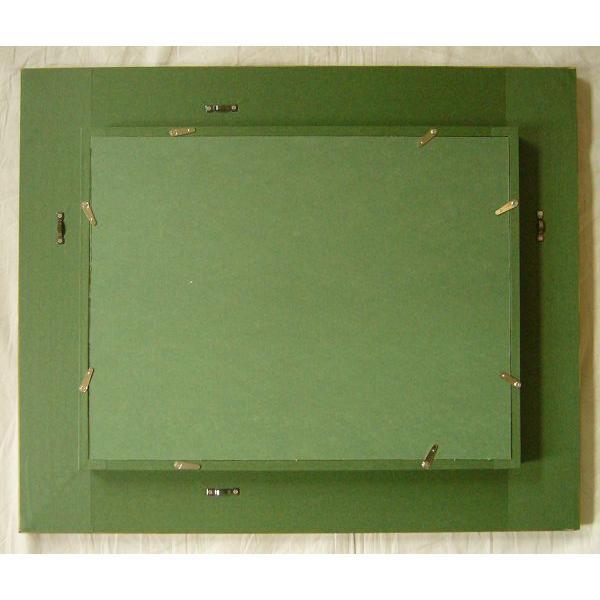 油絵額縁 油彩額縁 アートフレーム 木製 コクー サイズF20号|touo|03
