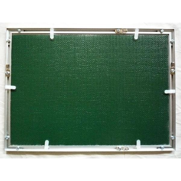 額縁 OA額縁 ポスター額縁 アルミフレーム-A4サイズ297X210mm|touo|03