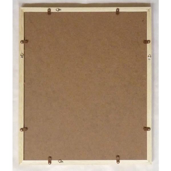 絵画 インテリア アートポスター 壁掛け ヨーロッパ製 (額縁 アートフレーム付き) 四ッ切サイズ -14-特価-|touo|03