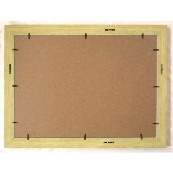 絵画 インテリア アートポスター 壁掛け ヨーロッパ製 (額縁 アートフレーム付き) シートサイズ50X70cm -5-特価-|touo|03